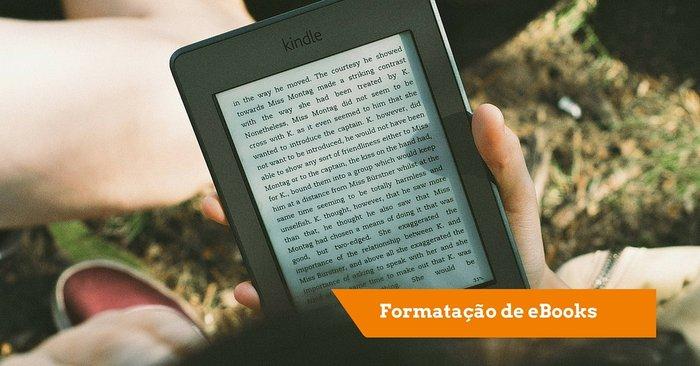 Formatação de eBooks